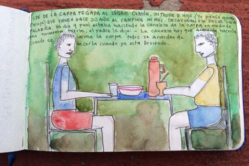 LOS DE LA CARPA DE AL LADO